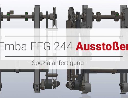 EMBA FFG 244 Ausstoßer – Spezialanfertigung