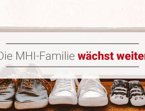 Die MHI-Familie wächst weiter