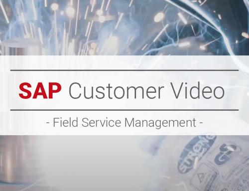 Field Service Management – Customer Video von SAP
